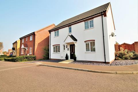 4 bedroom detached house for sale - Blackbird Way, Harleston, Norfolk