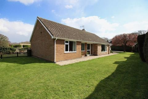3 bedroom detached bungalow for sale - St. Edwards Drive, Sudbrooke, Lincoln
