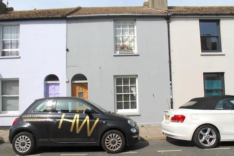 2 bedroom terraced house to rent - Kemp Street, Brighton, BN1 4EF