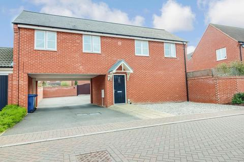 2 bedroom coach house for sale - Dixy Close, St. Neots