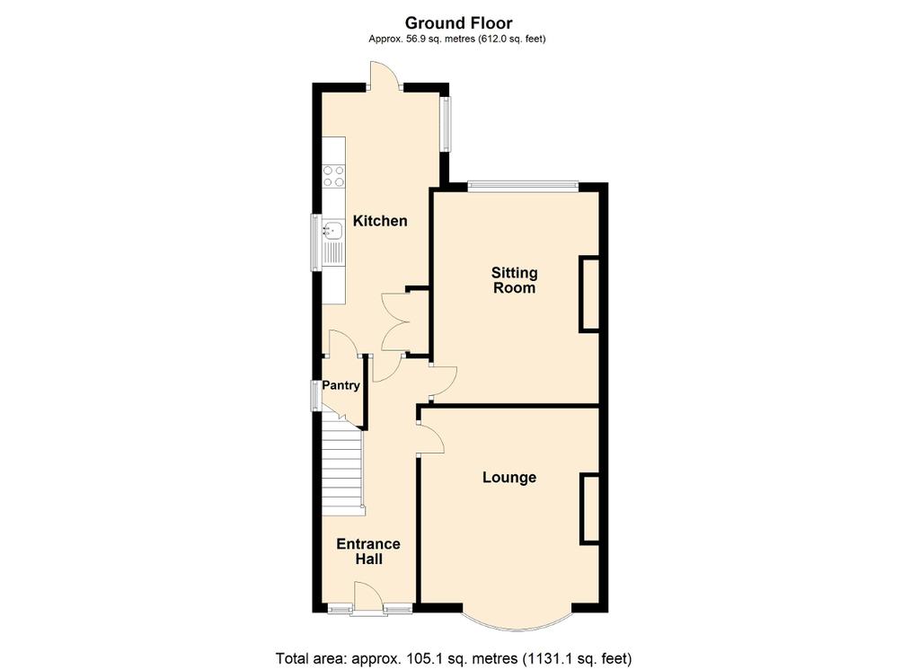Floorplan 1 of 2: Floor Plan   Ground Floor