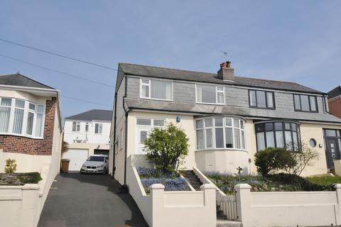 3 bedroom semi-detached house for sale - Weston Park Road, Plymouth. 3 Bedroom family home in Peverell.