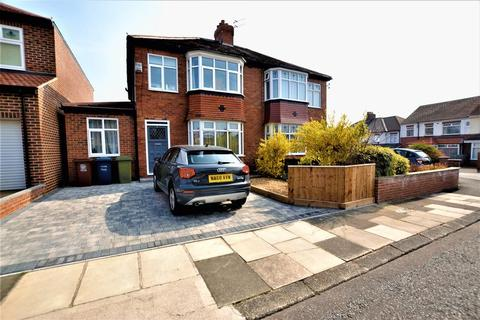 3 bedroom semi-detached house for sale - Bretton Gardens, Newcastle Upon Tyne