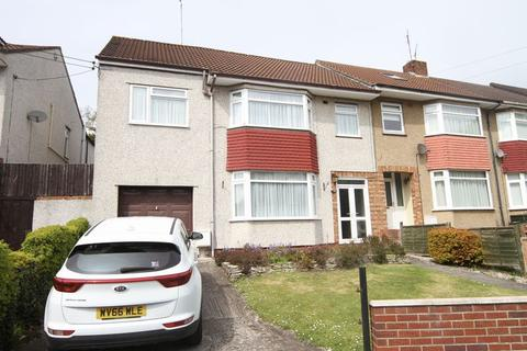 4 bedroom end of terrace house for sale - Jeffries Hill Bottom, Bristol