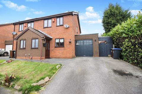 2 bedroom semi-detached house for sale - Brentwood Drive, Werrington, Staffordshire, ST9