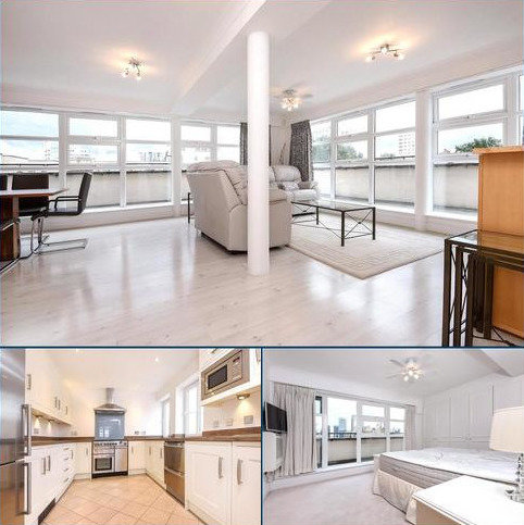 3 bedroom flat for sale - Kings House, 1 Brightlingsea Place, Limehouse, E14