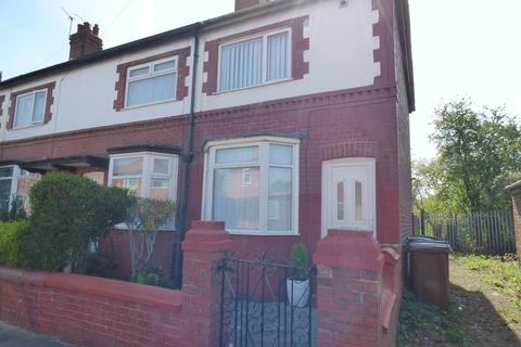 2 bedroom end of terrace house to rent - Leicester Street, Stockport
