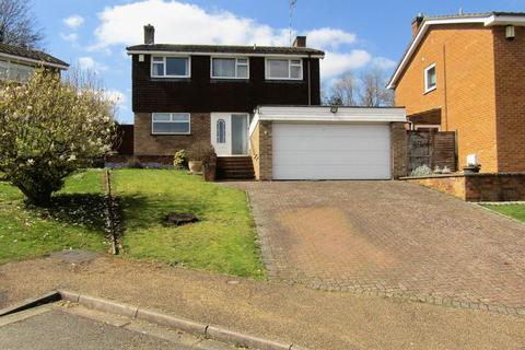 4 bedroom detached house for sale - Stoneway, Badby, NN11 3AT