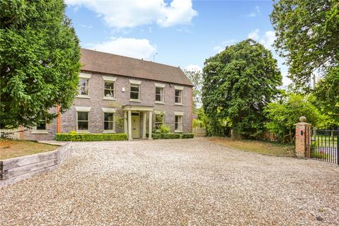 6 bedroom detached house for sale - Marlston Road, Hermitage, Thatcham, Berkshire, RG18