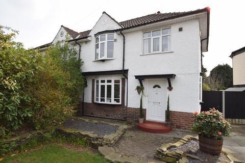 3 bedroom semi-detached house for sale - Tennyson Road, Cheadle