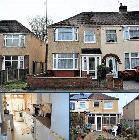 3 bedroom end of terrace house for sale - Rothesay Avenue, Tile Hill, Coventry