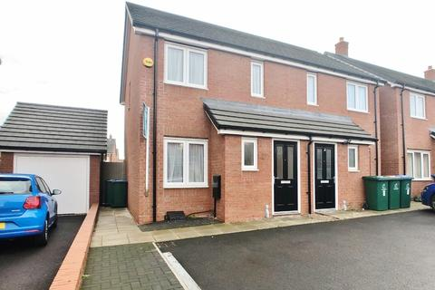2 bedroom semi-detached house to rent - Mitchinson Walk in LONGFORD, COVENTRY CV6