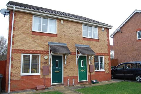 2 bedroom end of terrace house to rent - Westons Brake, Emersons Green, BRISTOL, BS16 7BP