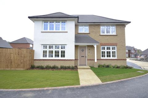 4 bedroom detached house to rent - Valentine Road, Bishops Cleeve, Cheltenham, GL52 8FU