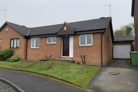 2 bedroom semi-detached bungalow for sale - Plovers Lane, Helsby