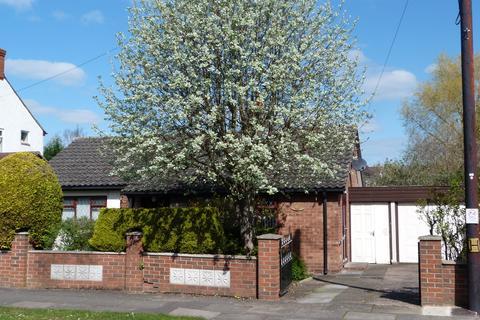 3 bedroom detached bungalow for sale - Rockwood Avenue, Crewe