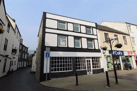 Residential development for sale - Ancaster Square, Llanrwst, Conwy