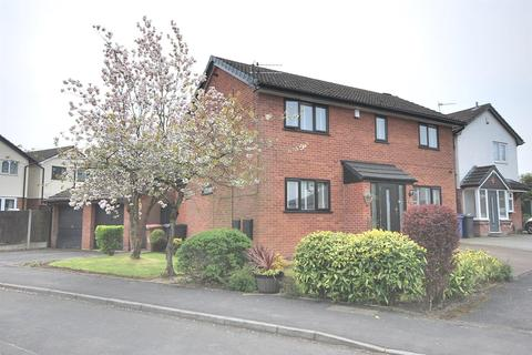 4 bedroom detached house for sale - Hopefold Drive, Worsley, Manchester