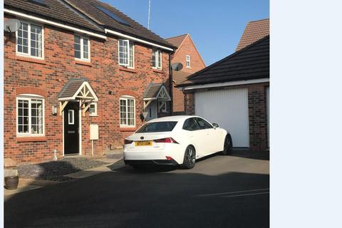 3 bedroom terraced house to rent - Foxtail Way, Northampton