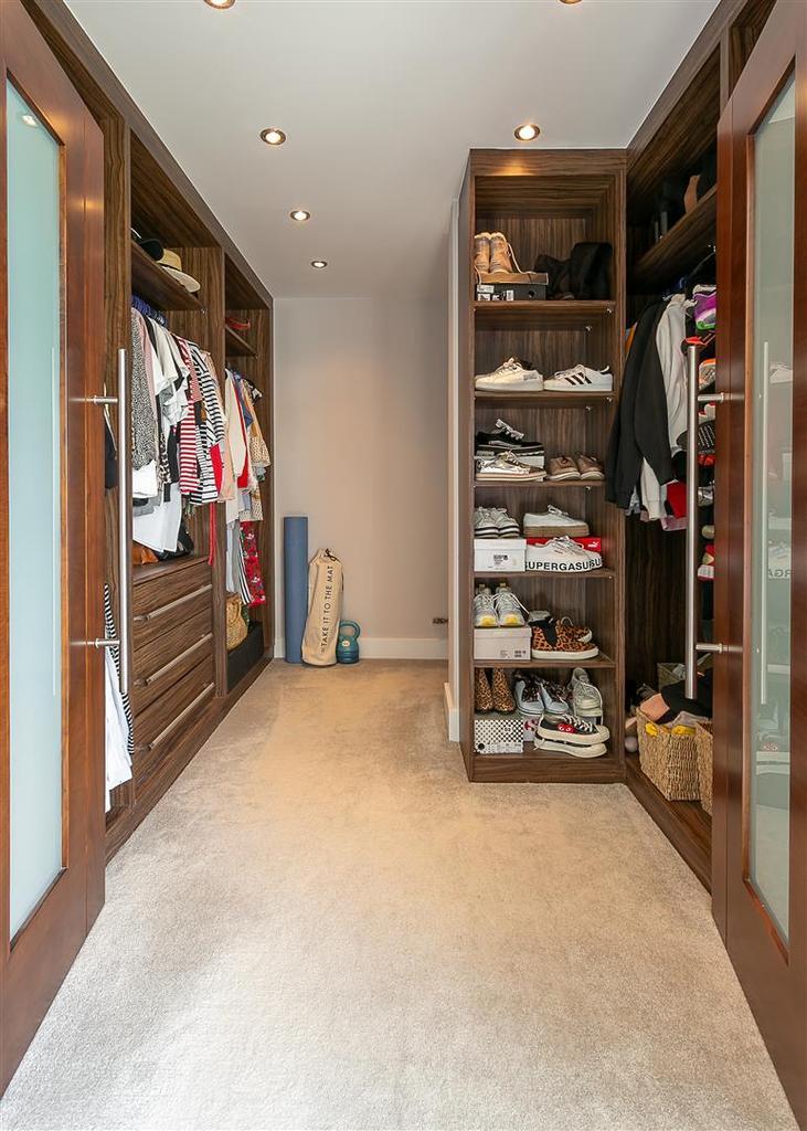 Dressing Room (Bedroom One)