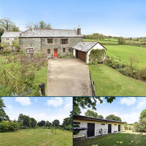 3 bedroom detached house for sale - Bray Shop, Callington, Cornwall, PL17