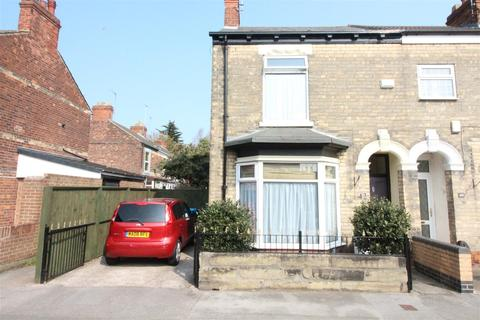 2 bedroom end of terrace house for sale - Perth Street, Hull