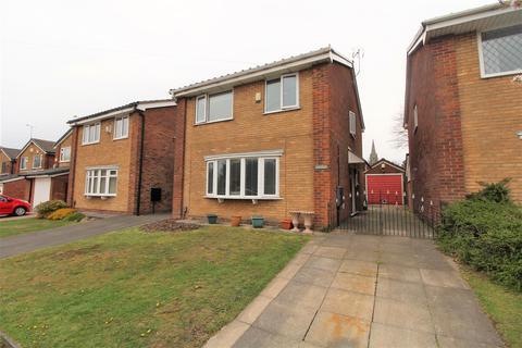 4 bedroom detached house for sale - Bates Close, Castleton
