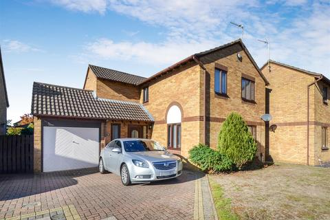 4 bedroom detached house for sale - Oak Close, Bicester