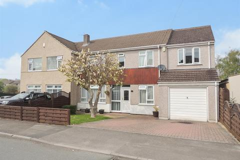 4 bedroom semi-detached house for sale - Heath Rise, Bristol