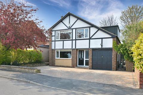 4 bedroom detached house for sale - Oxford Drive, Kippax, Leeds, West Yorkshire, LS25 7JG