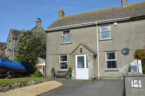 3 bedroom townhouse for sale - 14 CLIFDEN CLOSE, MULLION, TR12