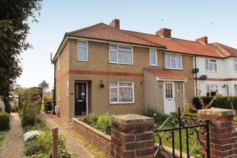 2 bedroom end of terrace house for sale - Edwin Avenue, Woodbridge IP12 1JR