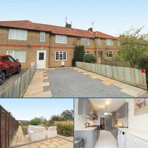 3 bedroom terraced house for sale - Edwin Avenue, Woodbridge, IP12 1JS