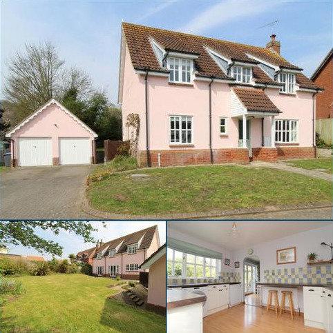 4 bedroom detached house for sale - The Street, Hollesley, IP12 3QU
