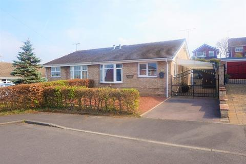 1 bedroom semi-detached bungalow to rent - Broomhill Close, Eckington, Sheffield
