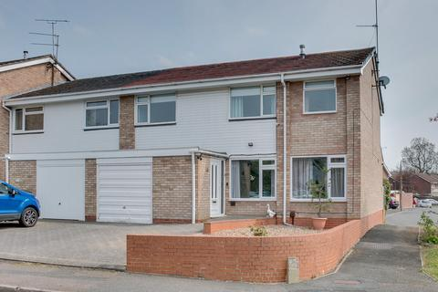 4 bedroom semi-detached house for sale - Austcliff Close, Crabbs Cross, Redditch, B97 5NZ