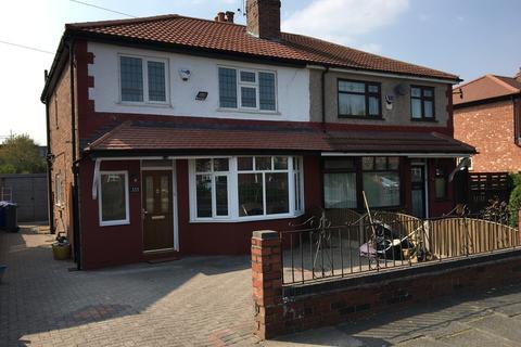 3 bedroom semi-detached house to rent - Buckingham Road, Chorlton