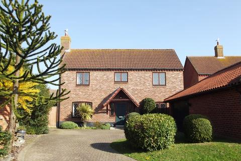 4 bedroom detached house for sale - Welbourne Way , Barnby