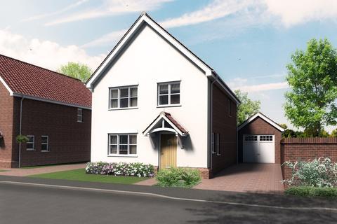 4 bedroom detached house for sale - Barn Owl Close, Reedham