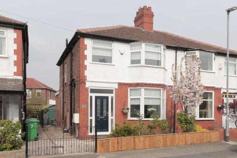 3 bedroom semi-detached house for sale - Hurstfold Avenue, East Didsbury