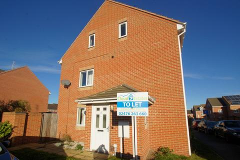 3 bedroom end of terrace house for sale - Barrie Way, Coventry, CV2 3PN