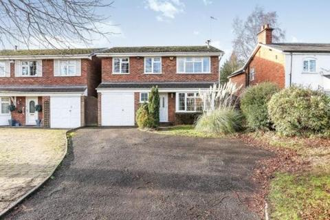 4 bedroom detached house for sale - Coleshill Road, Curdworth