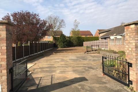Land for sale - Hawthorn Avenue, Cherry Willingham, Lincoln