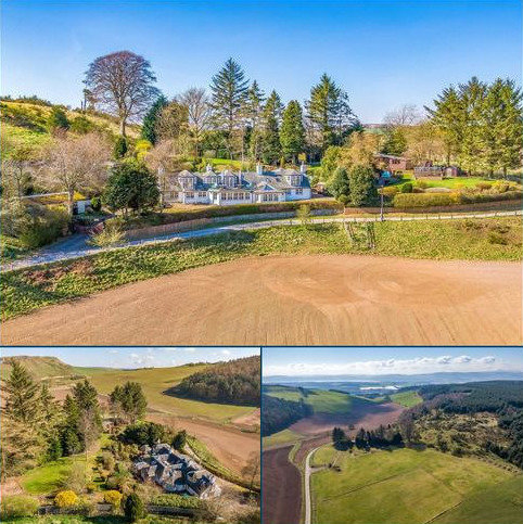 5 bedroom detached house for sale - Pitlowie Cottage, Pitroddie, Perth, Perth and Kinross, PH2