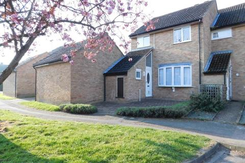 """3 bedroom end of terrace house for sale - The Poplars, """"Church End"""", Arlesey, Beds SG15 6UW"""