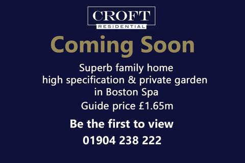 5 bedroom detached house for sale - Detached House, Oaks Lane, Boston Spa, LS23 6DS