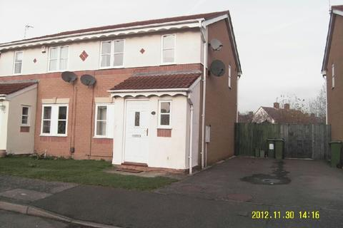 3 bedroom semi-detached house to rent - Haskell Close, Thorpe Astley, Braunstone, LEICESTER