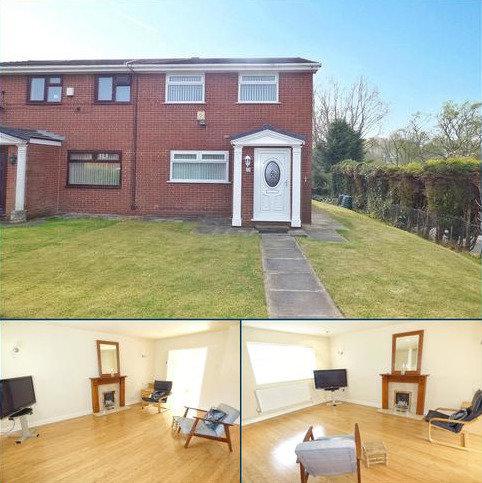 3 bedroom semi-detached house for sale - Aldersley Avenue, Blackley, Manchester, M9