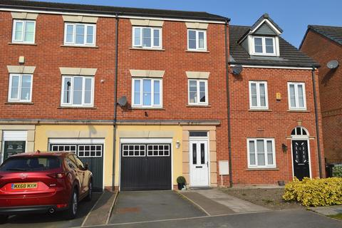 3 bedroom townhouse for sale - Windmill Close, Royton, Oldham, OL2 5FH