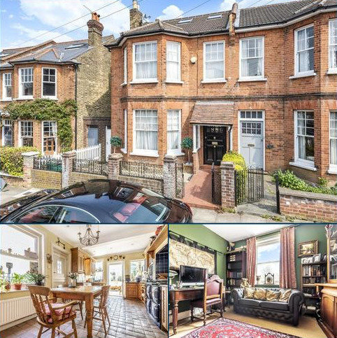 5 bedroom semi-detached house for sale - Pearfield Road, Forest Hill
